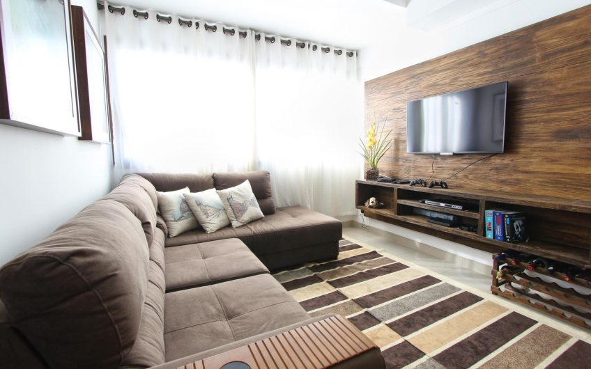 Spacious flat in the city center